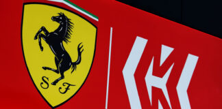 Ferrari Mission Winnow logo