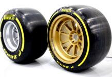 18 inch Pirelli tyres
