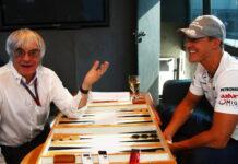 Bernie Ecclestone, Michael Schumacher