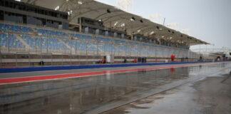 Rain, Bahrain International Circuit