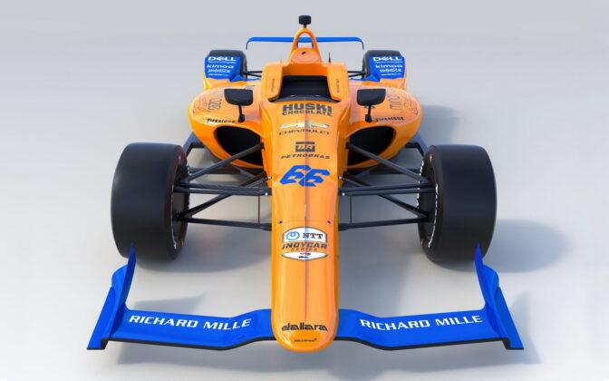 McLaren Indy 500