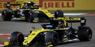 Daniel Ricciardo, Nico Hulkenberg