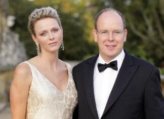 Prince Albert II, Princess Charlene of Monaco