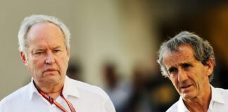 Jerome Stoll, Alain Prost