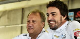 Robert Fernley, Fernando Alonso