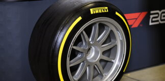 18-inch F2 tyre