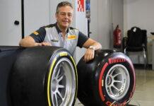 Mario Isola, 18-inch F2 tyre