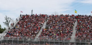 Canadian Grand Prix, fans