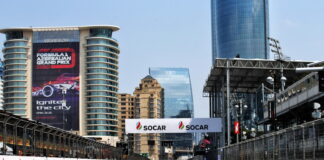 Azerbaijan Grand Prix, Baku Street Circuit