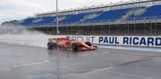 Circuit Paul Ricard, Pirelli testing