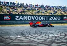 Max Verstappen, Circuit Park Zandvoort