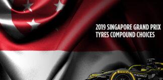 Singapore Grand Prix, Tyre compound choices