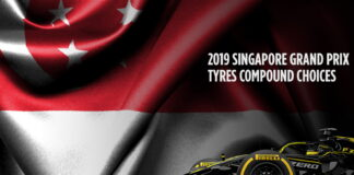 Singapore Grand Prix, Tyre compound choices