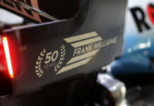 Williams Racing celebrates 50 years in F1 for Frank Williams
