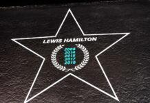 Lewis Hamilton graphic