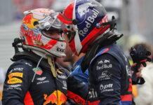 Max Verstappen, Daniil Kvyat