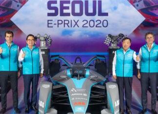 Formula E Seoul
