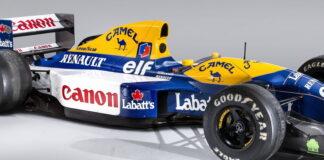 Nigel Mansell, 1992 Williams-Renault FW14B