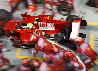 Felipe Massa, refueling