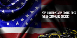 Uinted States Grand Prix, Tyre compound choices