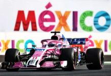 Sergio Perez, Mexican Grand Prix