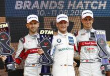 Rene Rast, Marco Wittmann, Nico Muller