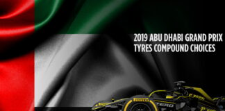 Abu Dhabi Grand Prix, Tyre compound choices