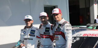 Bruno Spengeler, Rene Rast, Nico Muller