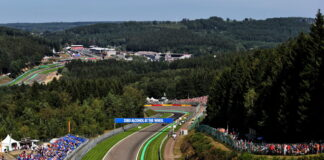 Spa-Francorchamps, Belgian Grand Prix
