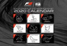 Formula 3 Calendar