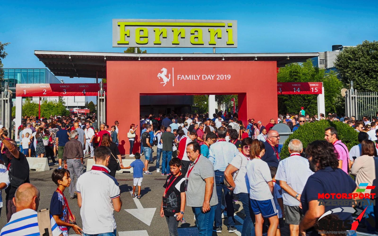 Ferrari Family Day