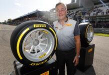 Mario Isola, Pirelli 18 inch tyres