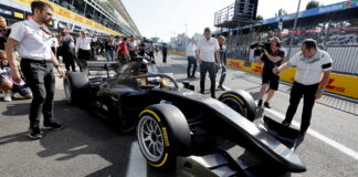 Jean Alesi, Pirelli 18 inch tyres