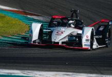 Andre Lotterer, Formula E testing