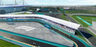 Hard Rock Stadium, Miami Grand Prix