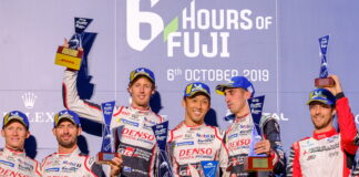 Brendon Hartley, Sebastien Buemi, Kazuki Nakajima