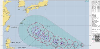 Tropical Storm Hagibis