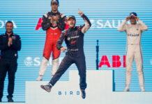 Andre Lotterer, Sam Bird, Stoffel Vandoorne