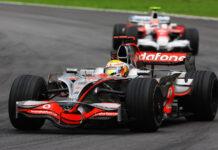 Lewis Hamilton, Timo Glock