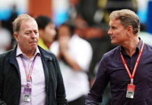 Martin Brundle, David Coulthard