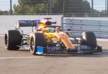 18-inch Pirelli tyre