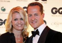 Corinna, Michael Schumacher