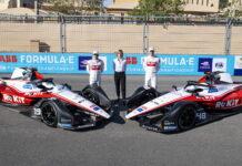 Edoardo Mortara, Felipe Massa, Susie Wolff, ROKiT Venturi Racing