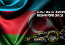 Azerbaijan Grand Prix, Tyre compound choices