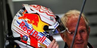 Max Verstappen, Helmut Marko