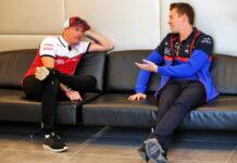 Kimi Raikkonen, Daniil Kvyat