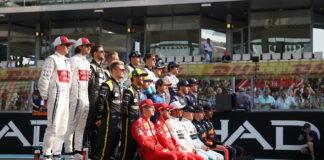 Drivers' end of season