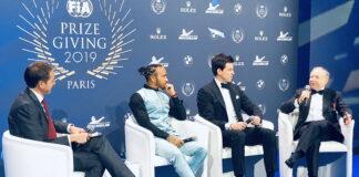 Lewis Hamilton, Toto Wolff, Jean Todt