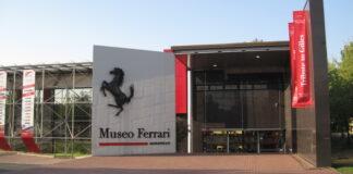 museo Ferrari di Maranello