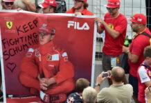 Michael Schumacher, fans